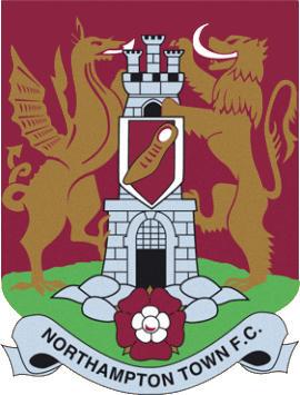 Escudo de NORTHAMPTON TOWN FC (INGLATERRA)