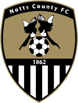 Escudo de NOTTS COUNTY FC (INGLATERRA)
