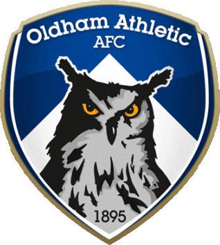 Escudo de OLDHAM ATHLETIC AFC (INGLATERRA)