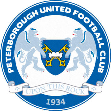 Escudo de PETERBOROUGH U.F.C. (INGLATERRA)