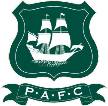 Escudo de PLYMOUTH ARGYLE FC (INGLATERRA)