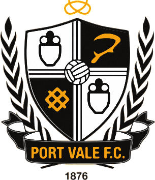 Escudo de PORT VALE FC (INGLATERRA)