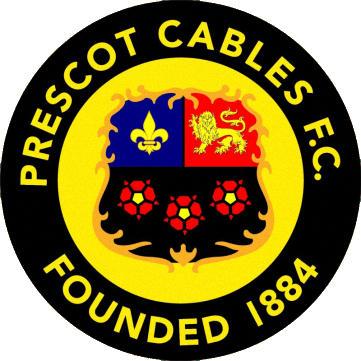 Escudo de PRESCOT CABLES F.C. (INGLATERRA)
