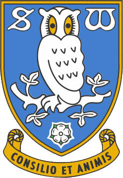 Escudo de SHEFFIELD WEDNESDAY F.C. (INGLATERRA)