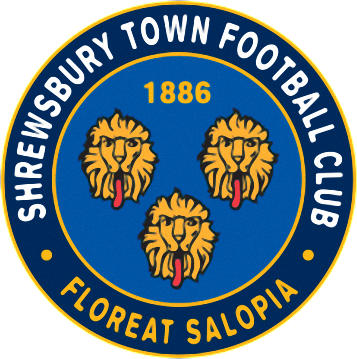 Escudo de SHREWSBURY TOWN FC (INGLATERRA)