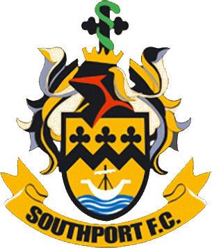 Escudo de SOUTHPORT F.C. (INGLATERRA)