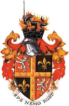 Escudo de SPENNYMOOR TOWN F.C. (INGLATERRA)