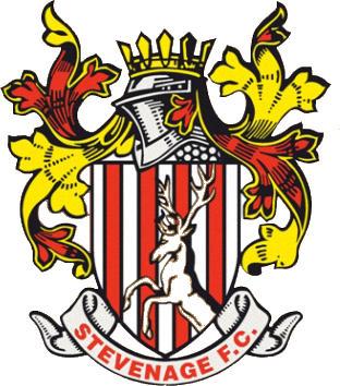 Escudo de STEVENAGE FC (INGLATERRA)