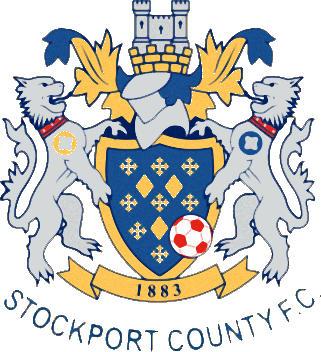 Escudo de STOCKPORT COUNTY F.C. (INGLATERRA)