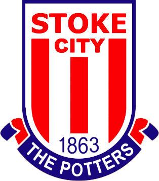 Escudo de STOKE CITY FC (INGLATERRA)