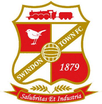 Escudo de SWINDON TOWN FC (INGLATERRA)