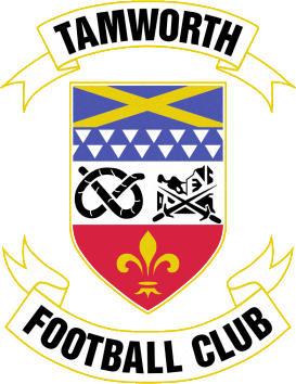 Escudo de TAMWORTH F.C. (INGLATERRA)