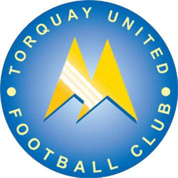 Escudo de TORQUAY UNITED F.C. (INGLATERRA)