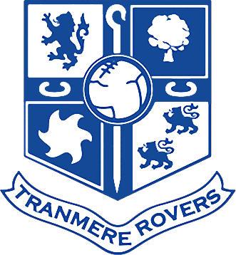 Escudo de TRANMERE ROVERS F.C. (INGLATERRA)