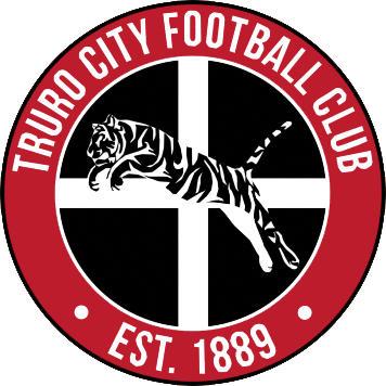 Escudo de TRURO CITY F.C. (INGLATERRA)