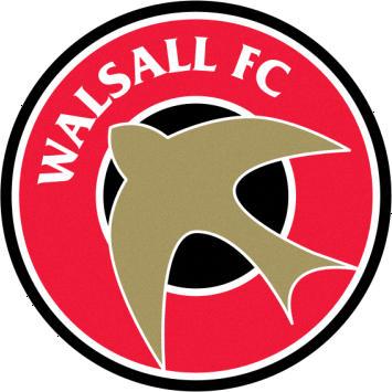 Escudo de WALSALL FC (INGLATERRA)