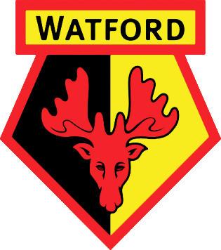 Escudo de WATFORD F.C. (INGLATERRA)