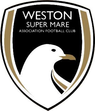 Escudo de WESTON-SUPER-MARE A.F.C. (INGLATERRA)