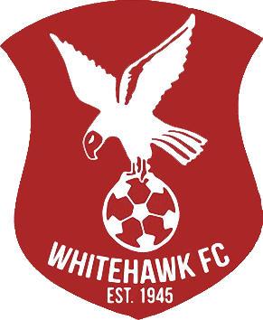 Escudo de WHITEHAWK F.C. (INGLATERRA)