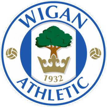 Escudo de WIGAN A.F.C. (INGLATERRA)