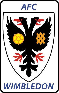 Escudo de WIMBLEDON AFC (INGLATERRA)