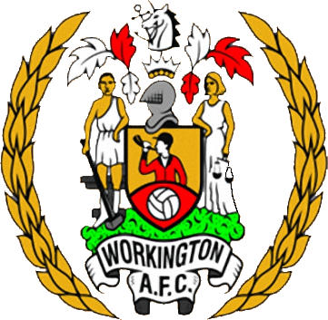 Escudo de WORKINGTON A.F.C. (INGLATERRA)