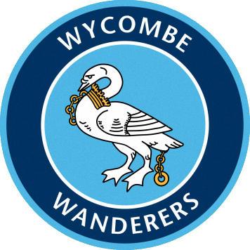 Escudo de WYCOMBE WANDERERS FC (INGLATERRA)
