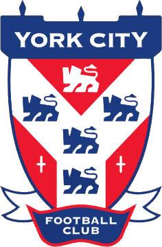 Escudo de YORK CITY F.C. (INGLATERRA)