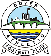 Escudo de DOVER ATHLETIC F.C.
