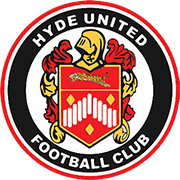 Escudo de HYDE UNITED F.C.