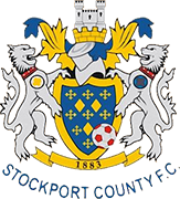 Escudo de STOCKPORT COUNTY F.C.