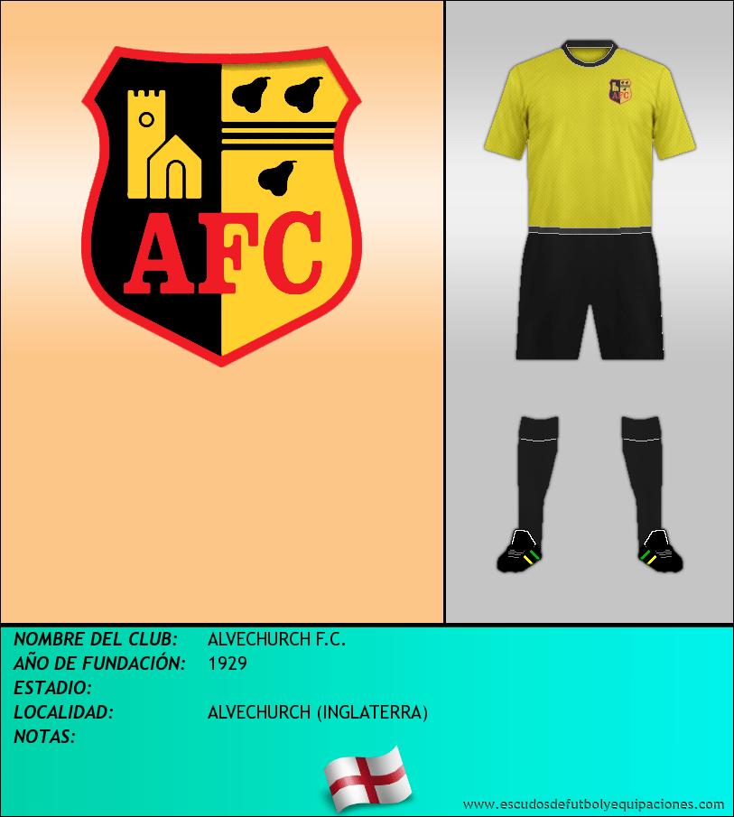 Escudo de ALVECHURCH F.C.