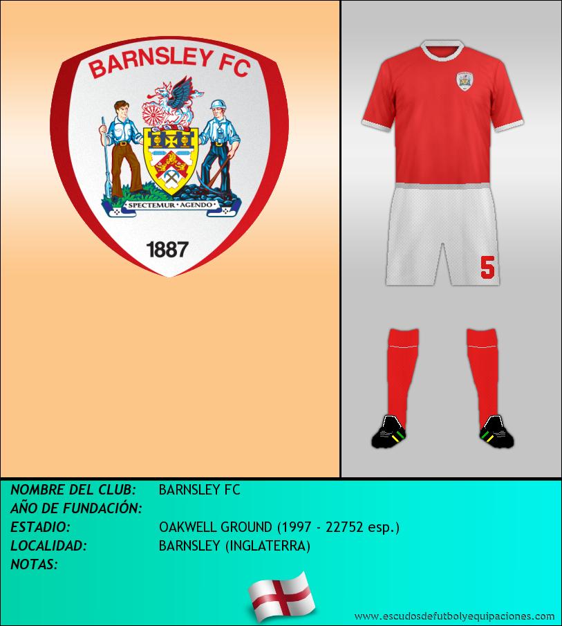 Escudo de BARNSLEY FC