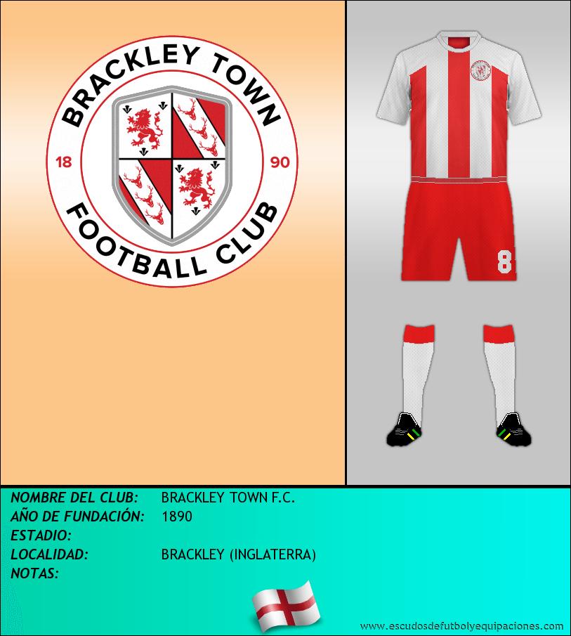 Escudo de BRACKLEY TOWN F.C.