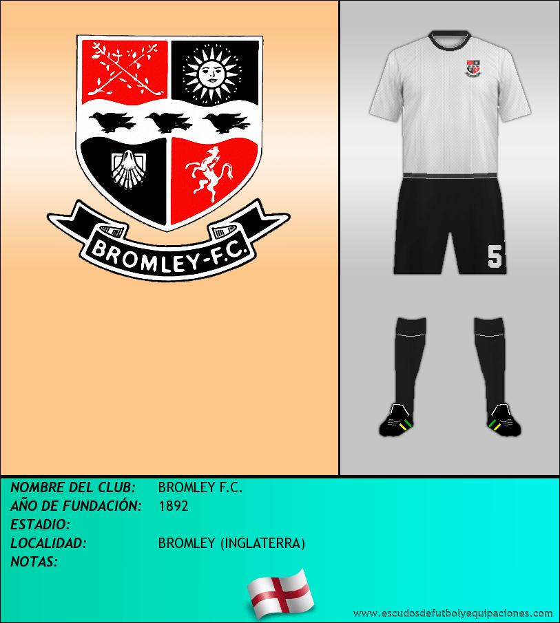 Escudo de BROMLEY F.C.