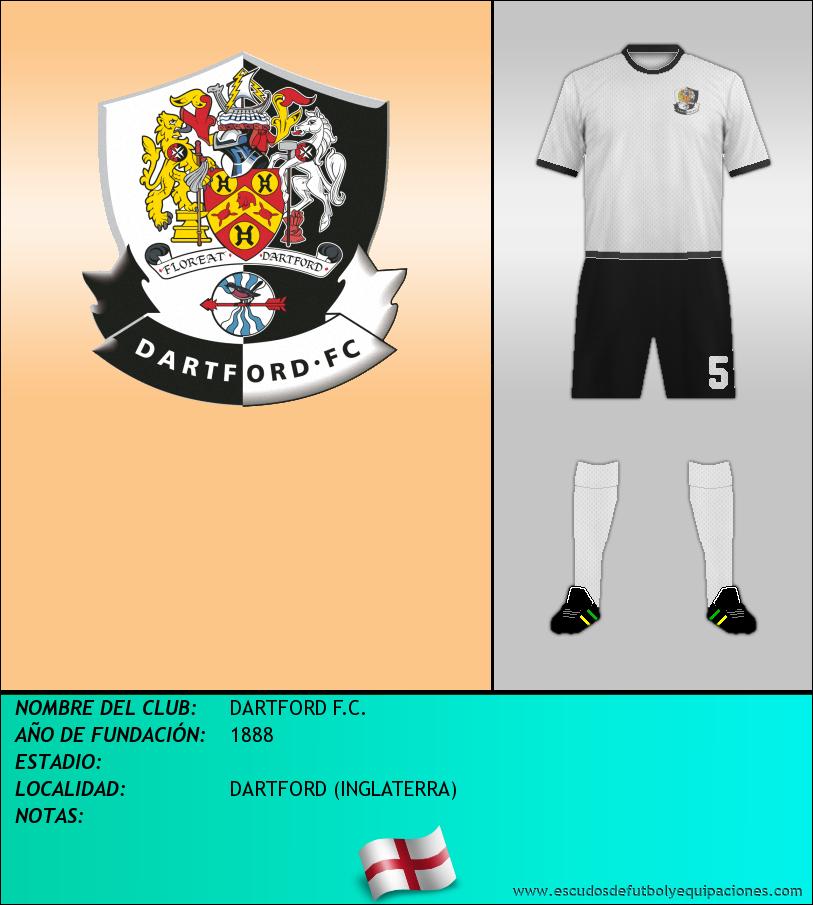 Escudo de DARTFORD F.C.