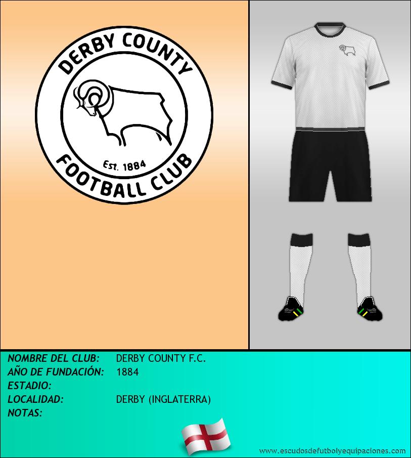 Escudo de DERBY COUNTY F.C.
