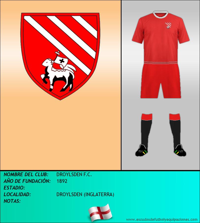 Escudo de DROYLSDEN F.C.