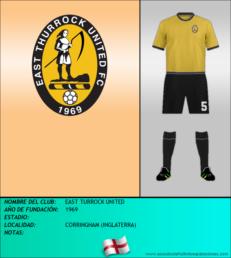 Escudo de EAST TURROCK UNITED