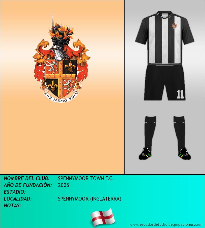 Escudo de SPENNYMOOR TOWN F.C.