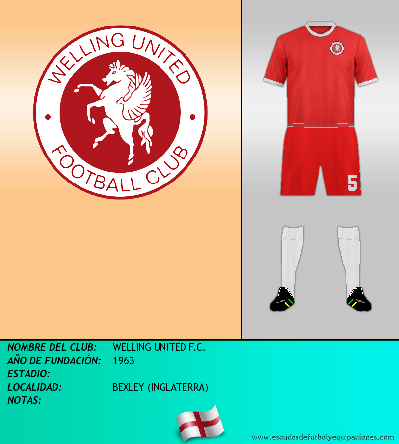 Escudo de WELLING UNITED F.C.