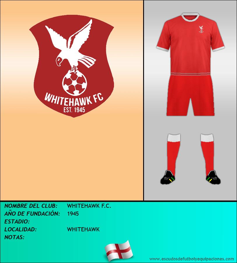 Escudo de WHITEHAWK F.C.