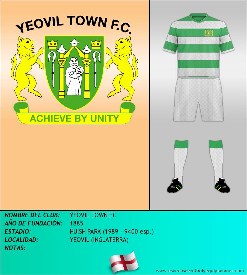 Escudo de YEOVIL TOWN FC