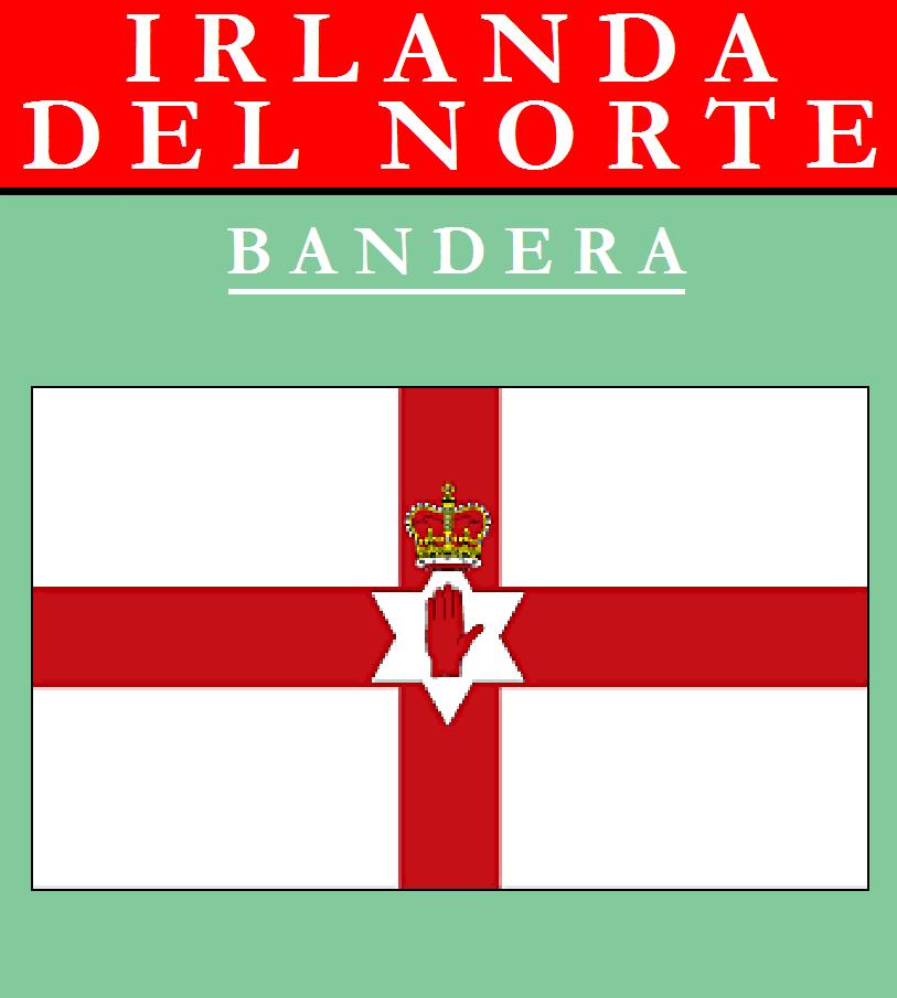 Escudo de BANDERA DE IRLANDA DEL NORTE