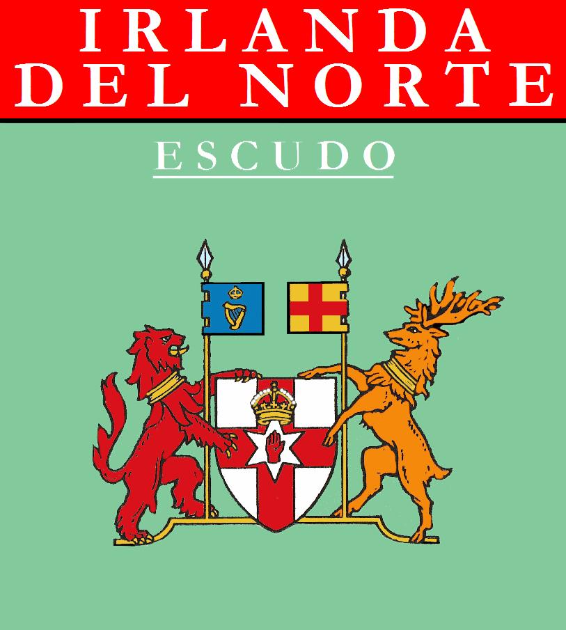 Escudo de ESCUDO DE IRLANDA DEL NORTE