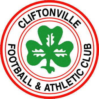 Escudo de CLIFTONVILLE (IRLANDA DEL NORTE)