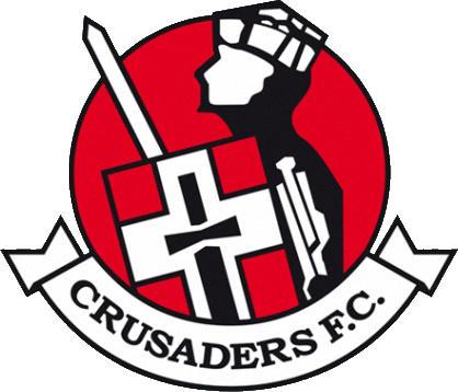 Escudo de CRUSADERS (IRLANDA DEL NORTE)