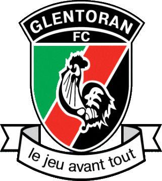 Escudo de GLENTORAN (IRLANDA DEL NORTE)