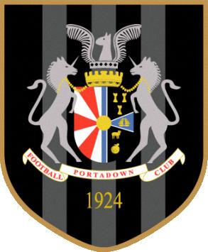 Escudo de PORTADOWN (IRLANDA DEL NORTE)