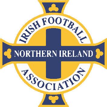Escudo de SELECCIÓN DE IRLANDA DEL NORTE (IRLANDA DEL NORTE)